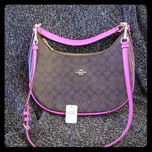 Coach harley f23956 purse